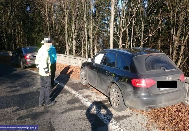 Uciekał zCzech doPolski kradzionym pojazdem