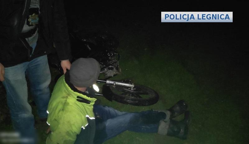 Nie zatrzymał się dokontroli - był kompletnie pijany iposiadał dożywotni zakaz