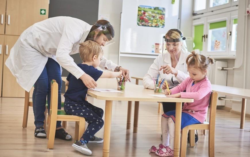 W legnickich przedszkolach wciąż niska frekwencja, ale rośnie. Wszkołach spada