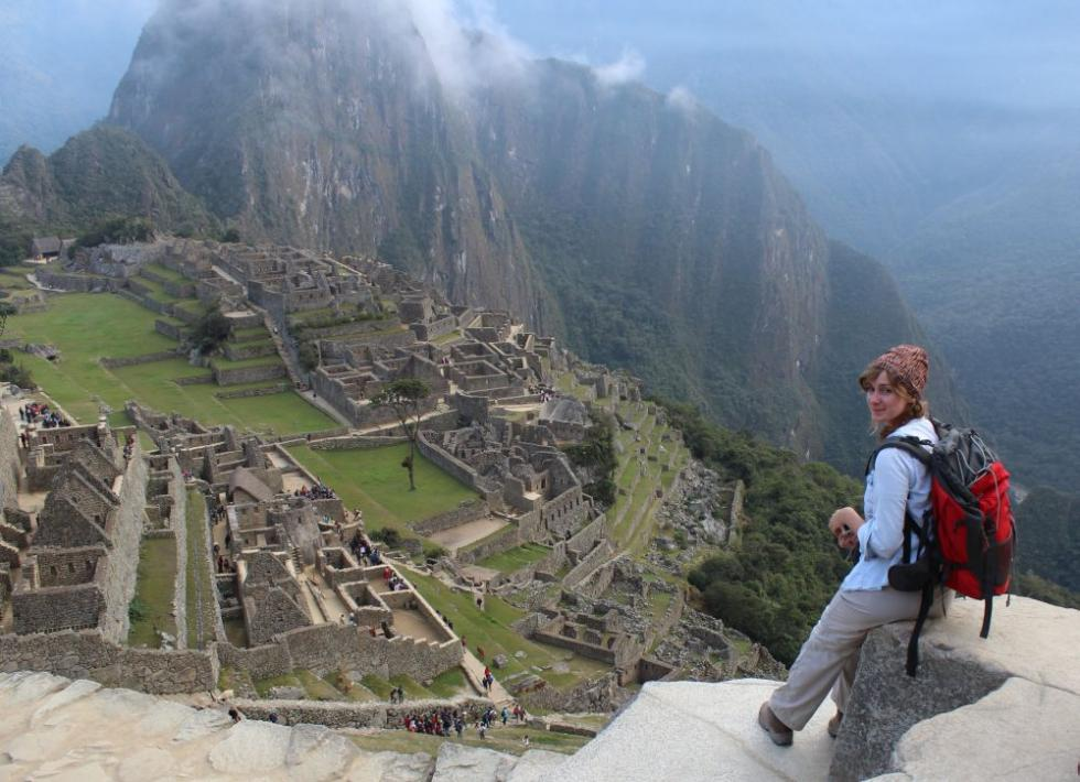 Nagroda premiera za analizy Machu Picchu