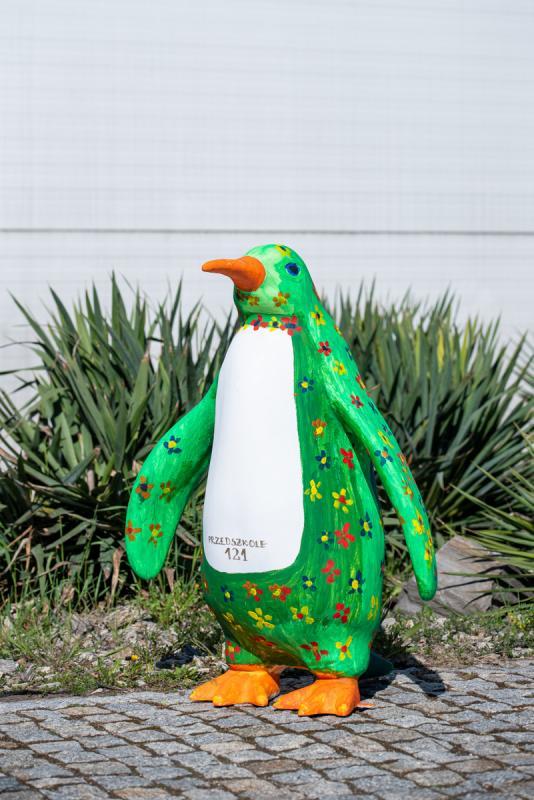Nowa atrakcja dla zwiedzających - pingwinia aleja gwiazd wewrocławskim zoo
