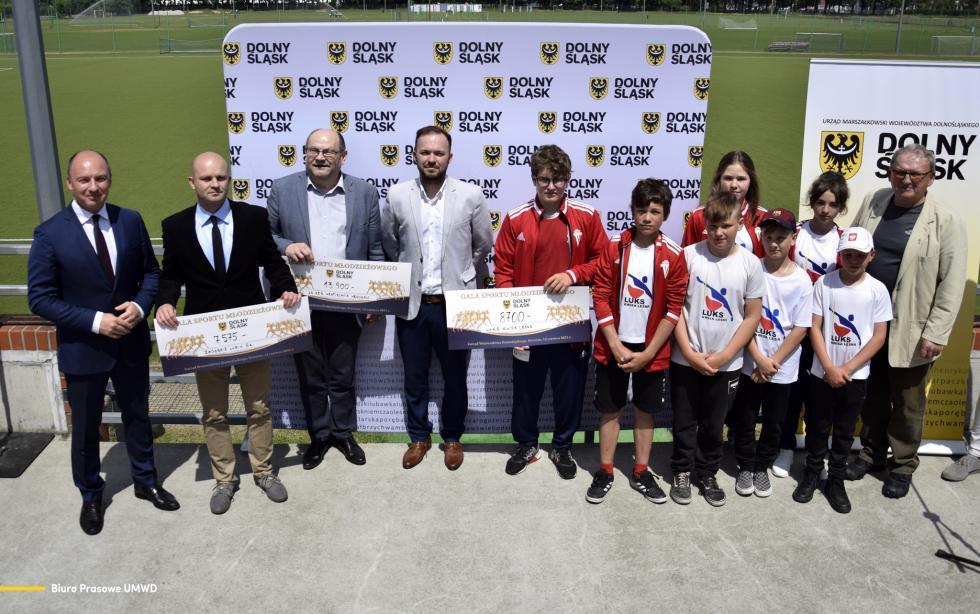 Dolnośląska Gala Sportu Młodzieżowego 2021. 450 tysięcy złotych na nagrody dla dolnośląskich sportowców